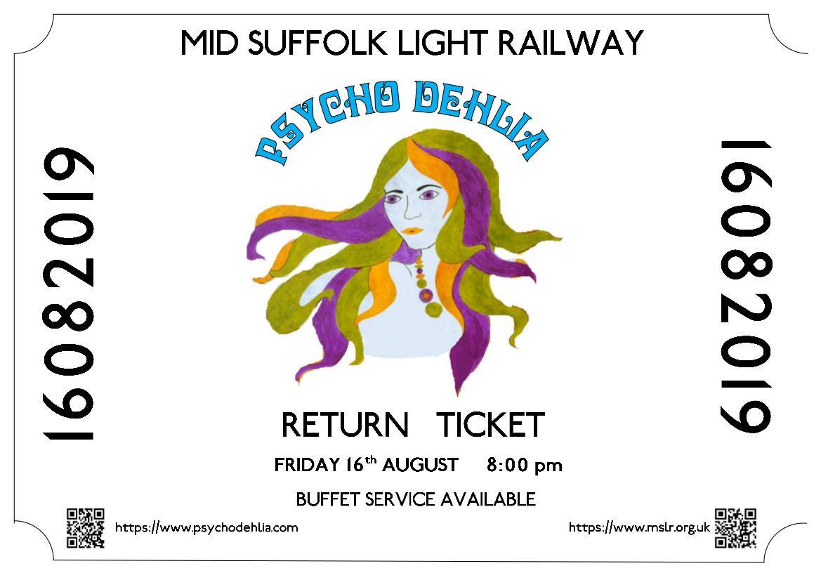 Mid Suffolk Light Railway – The MIDDY
